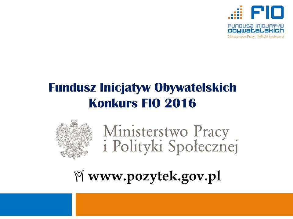 Fundusz Inicjatyw Obywatelskich