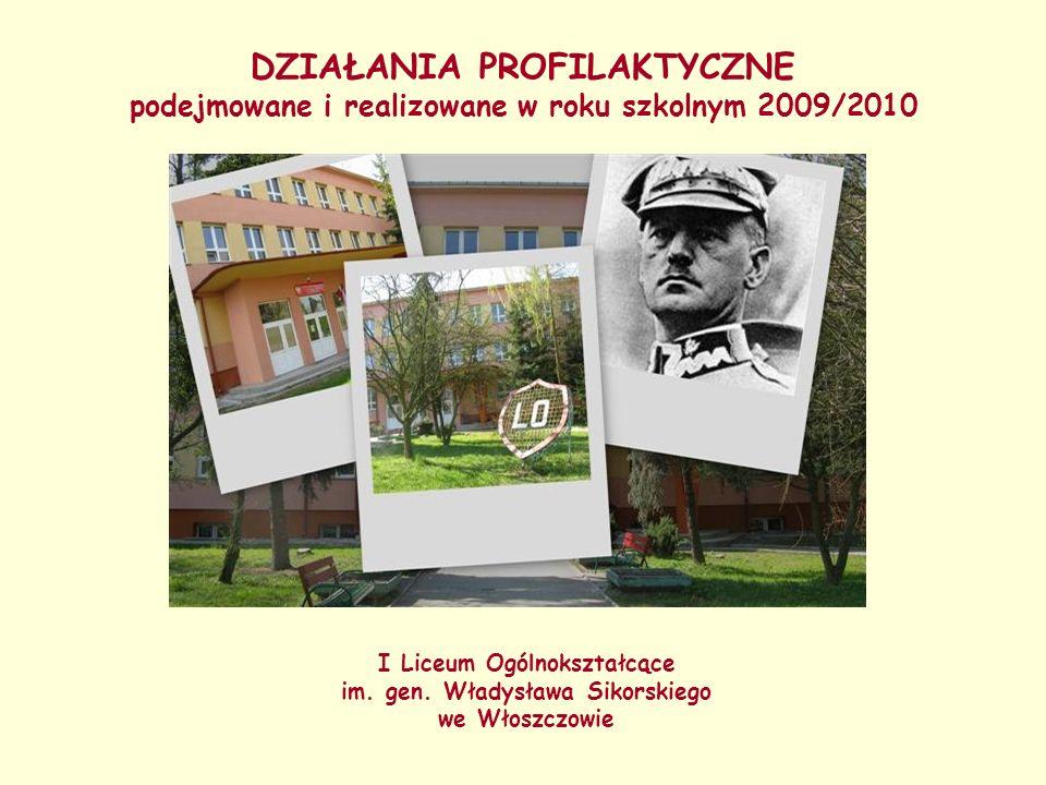 I Liceum Ogólnokształcące im. gen. Władysława Sikorskiego