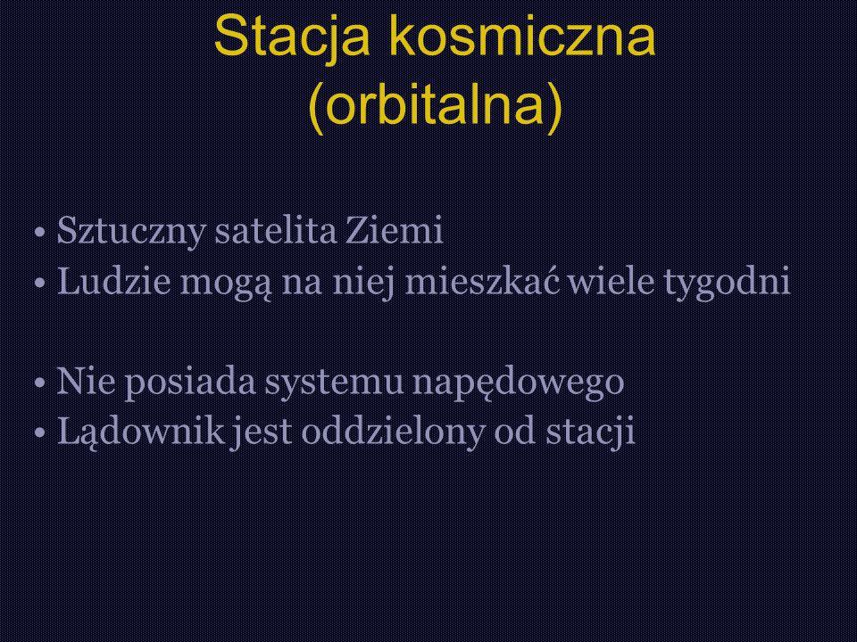 Stacja kosmiczna (orbitalna)