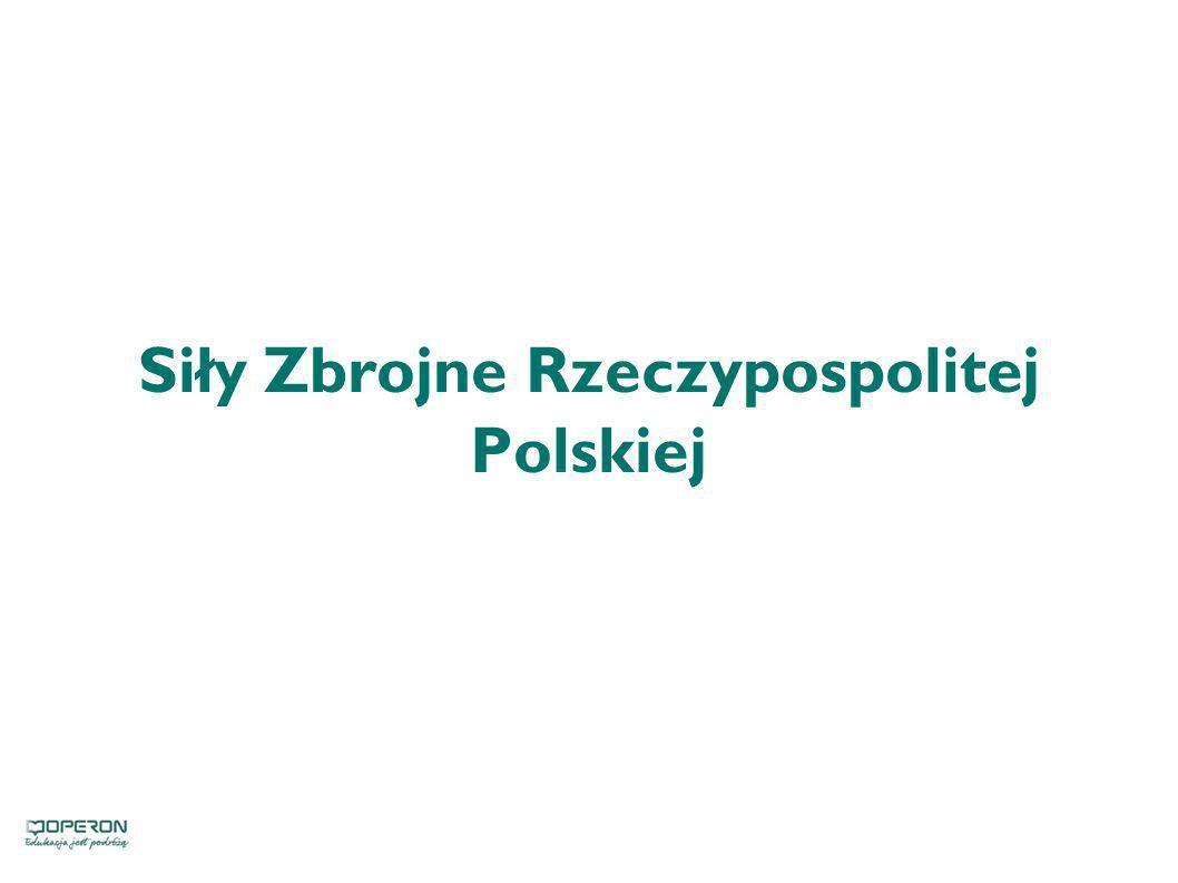 Siły Zbrojne Rzeczypospolitej Polskiej