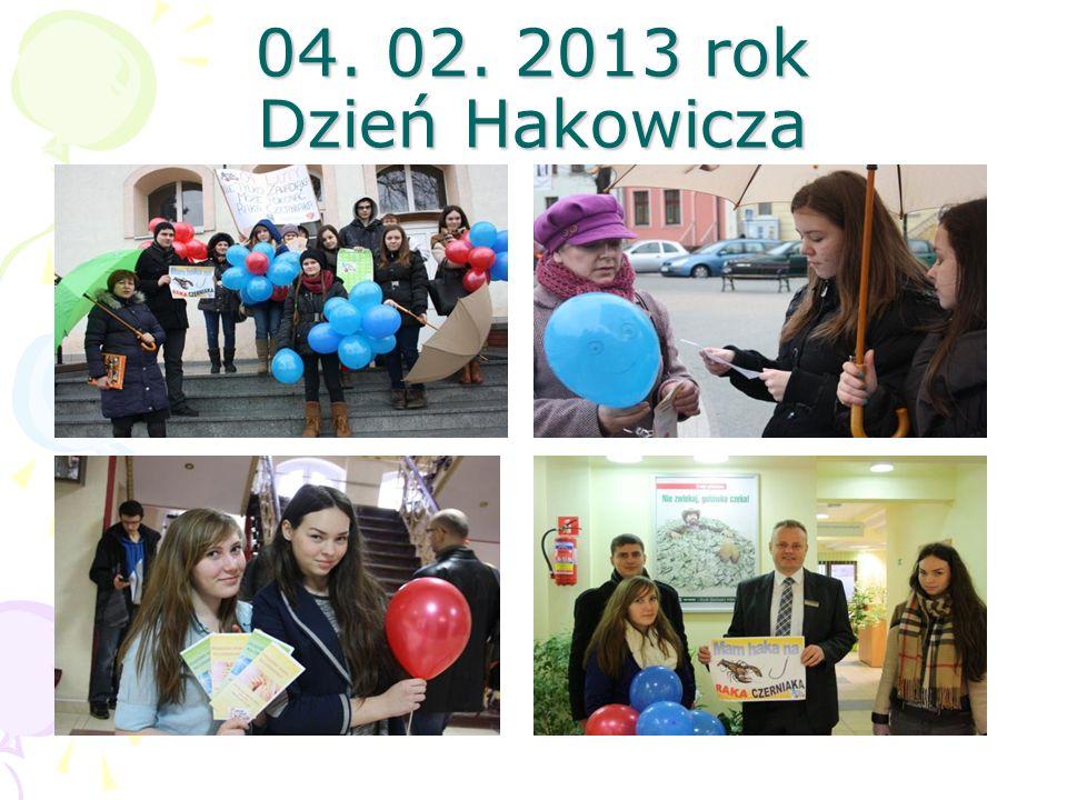 04. 02. 2013 rok Dzień Hakowicza