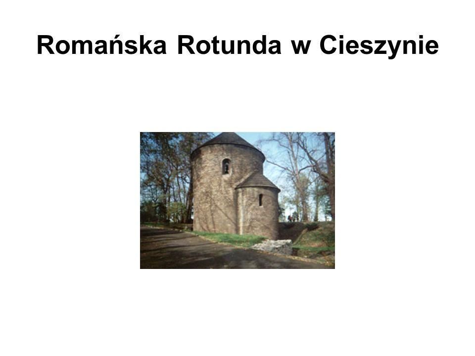 Romańska Rotunda w Cieszynie