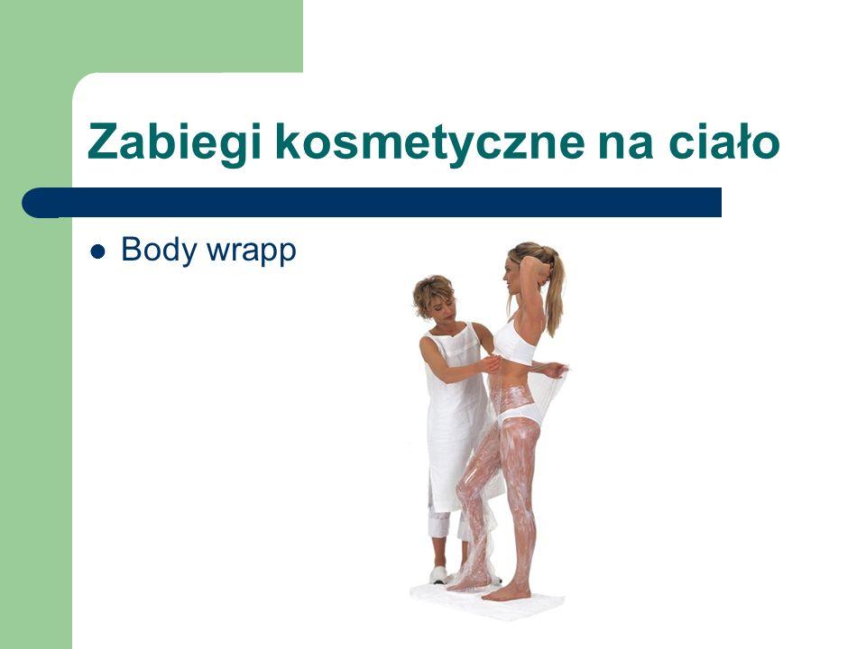 Zabiegi kosmetyczne na ciało