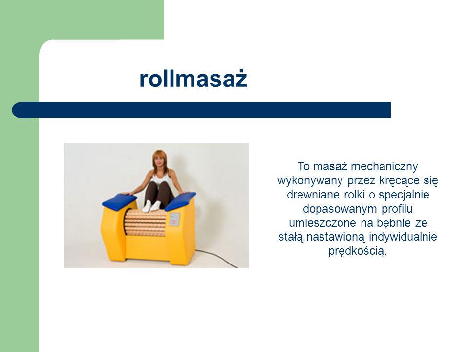 rollmasaż