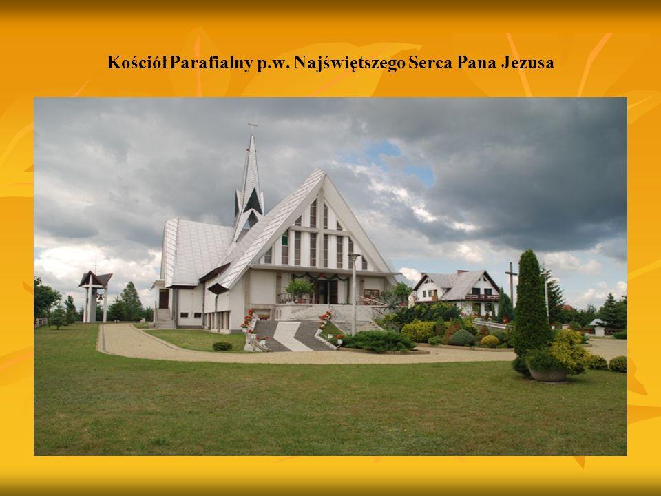 Kościół Parafialny p.w. Najświętszego Serca Pana Jezusa