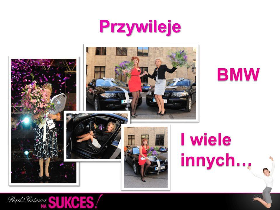 Przywileje BMW I wiele innych…