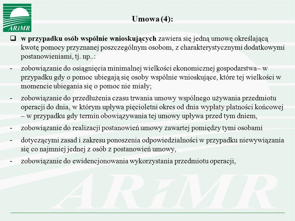 Umowa (4):