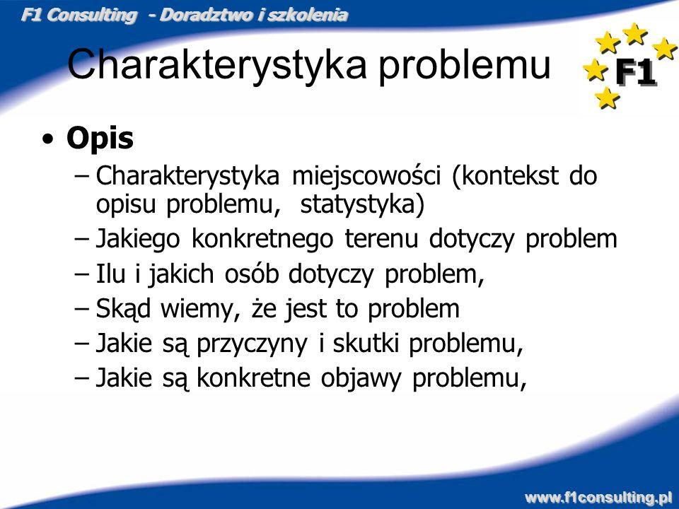 Charakterystyka problemu