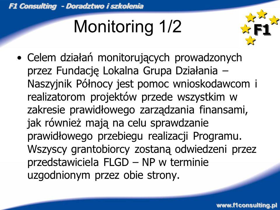 Monitoring 1/2