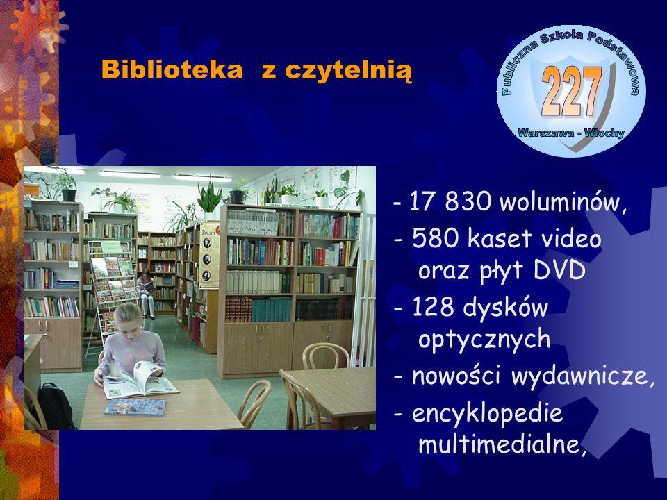 Biblioteka z czytelnią