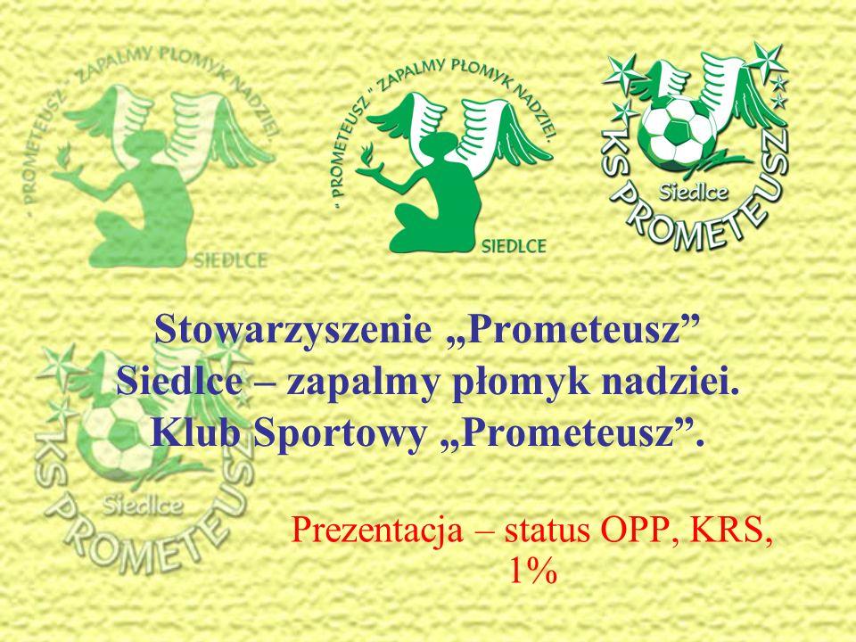 Prezentacja – status OPP, KRS, 1%