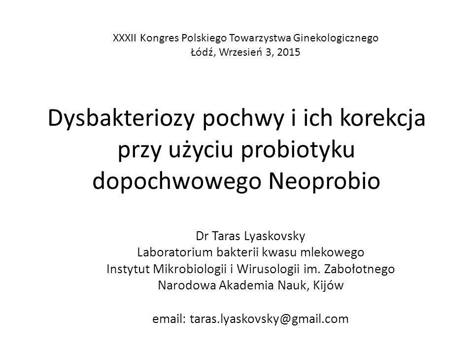 XXXII Kongres Polskiego Towarzystwa Ginekologicznego