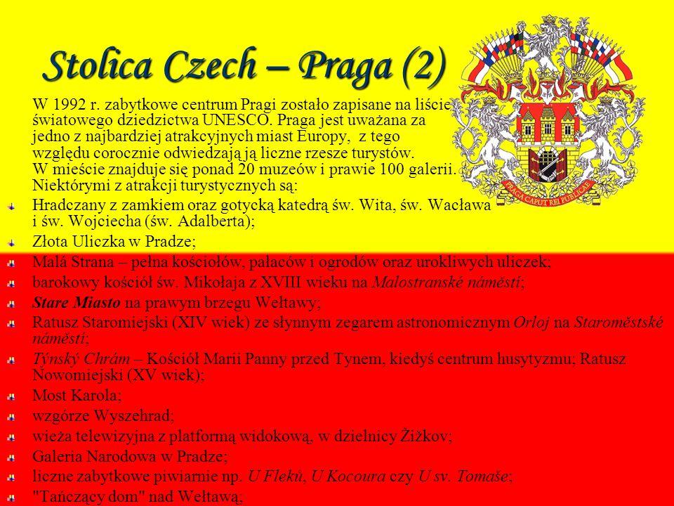 Stolica Czech – Praga (2)