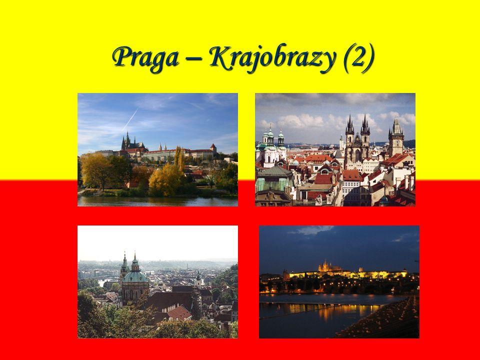 Praga – Krajobrazy (2)