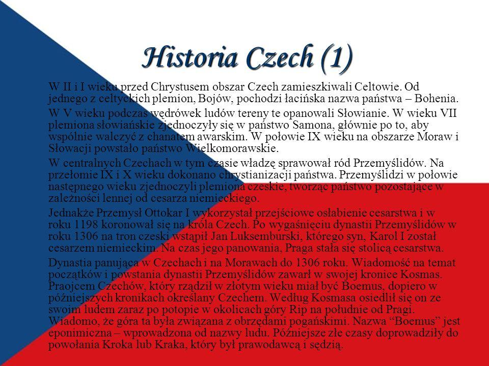 Historia Czech (1)