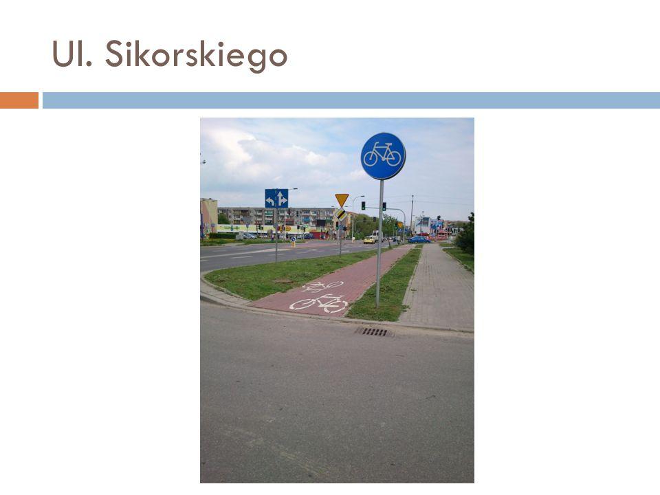 Ul. Sikorskiego