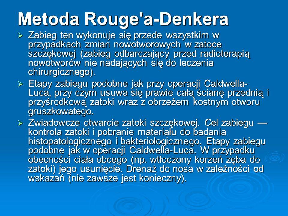 Metoda Rouge a-Denkera