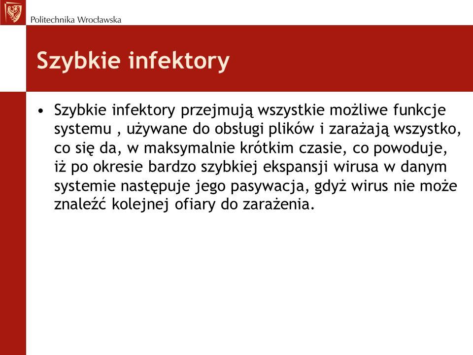 Szybkie infektory