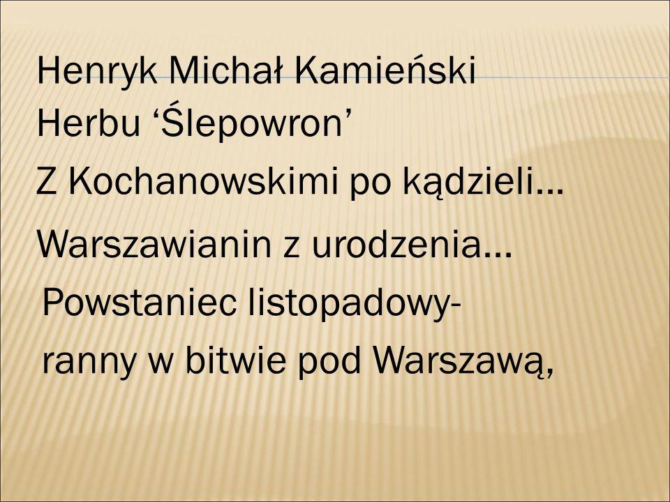 Henryk Michał Kamieński