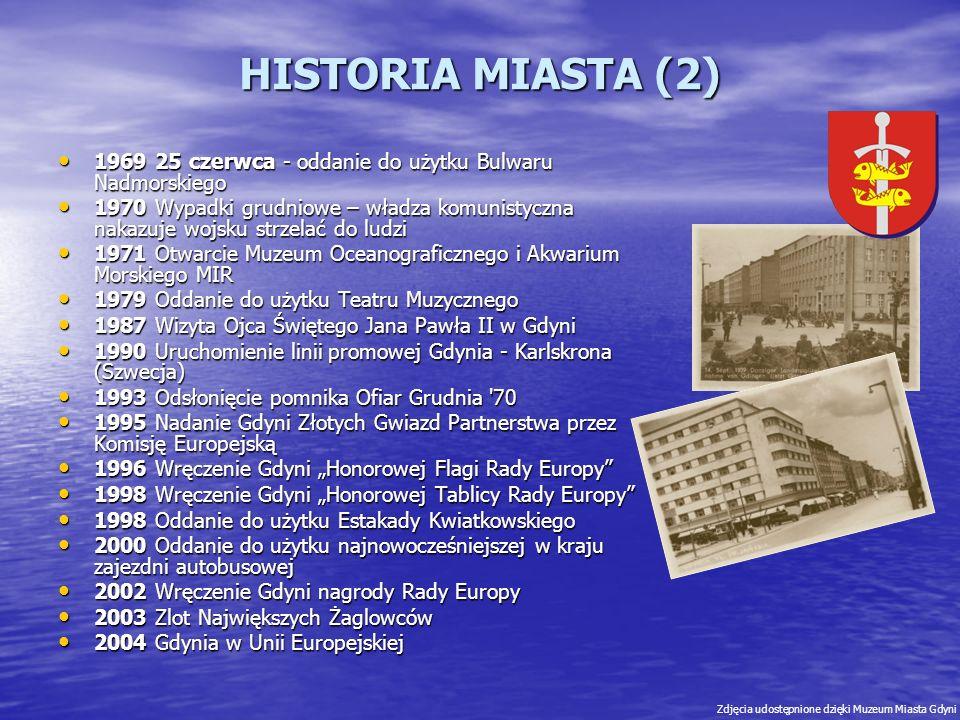 Zdjęcia udostępnione dzięki Muzeum Miasta Gdyni