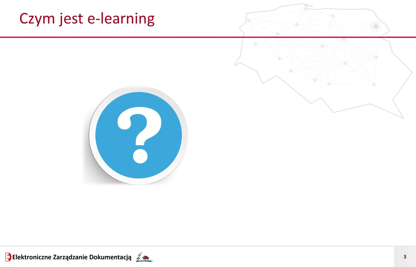 Czym jest e-learning