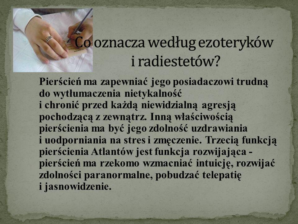 Co oznacza według ezoteryków i radiestetów