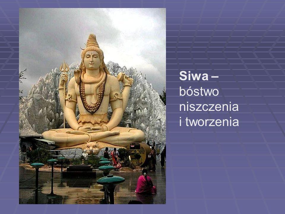 Siwa – bóstwo niszczenia i tworzenia