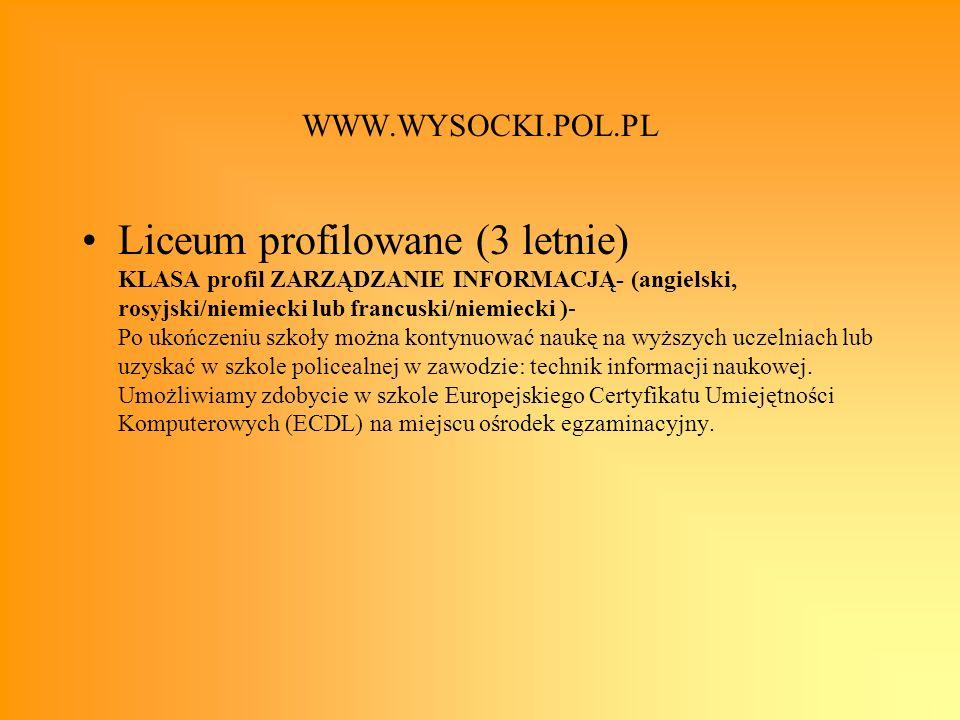 WWW.WYSOCKI.POL.PL