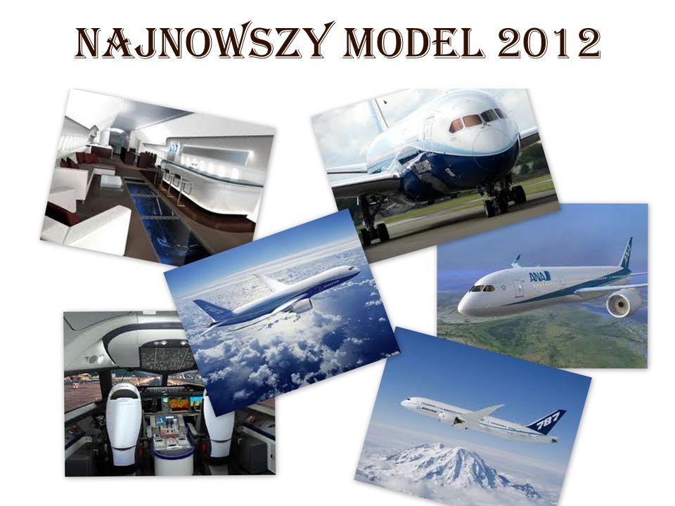 NAJNOWSZY MODEL 2012