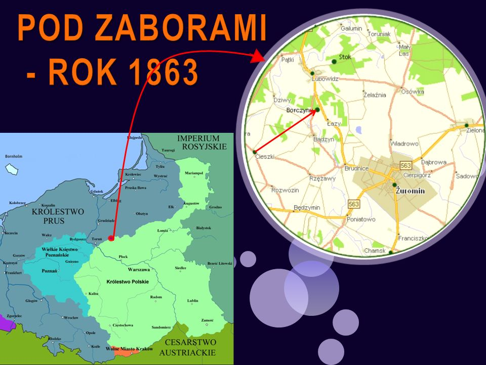 POD ZABORAMI - ROK 1863