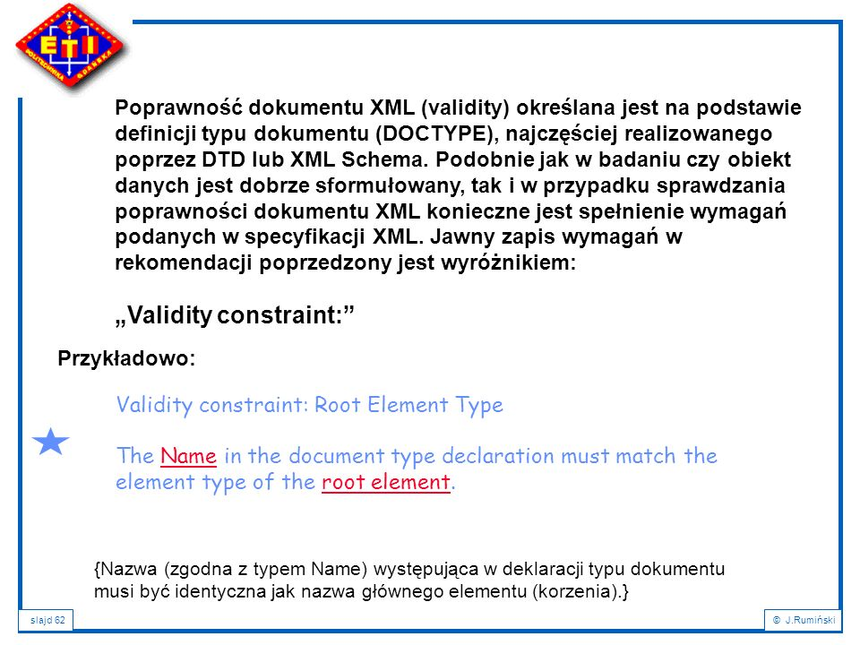 """Validity constraint:"