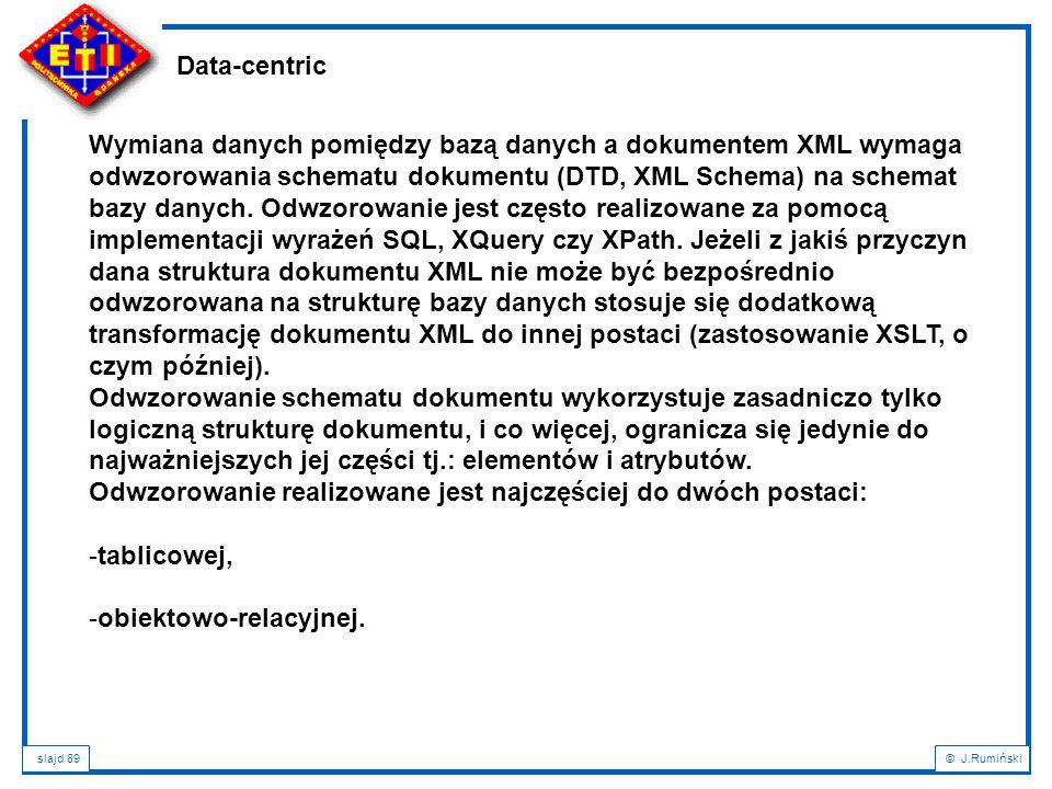 Data-centric
