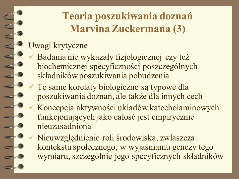 Teoria poszukiwania doznań Marvina Zuckermana (3)