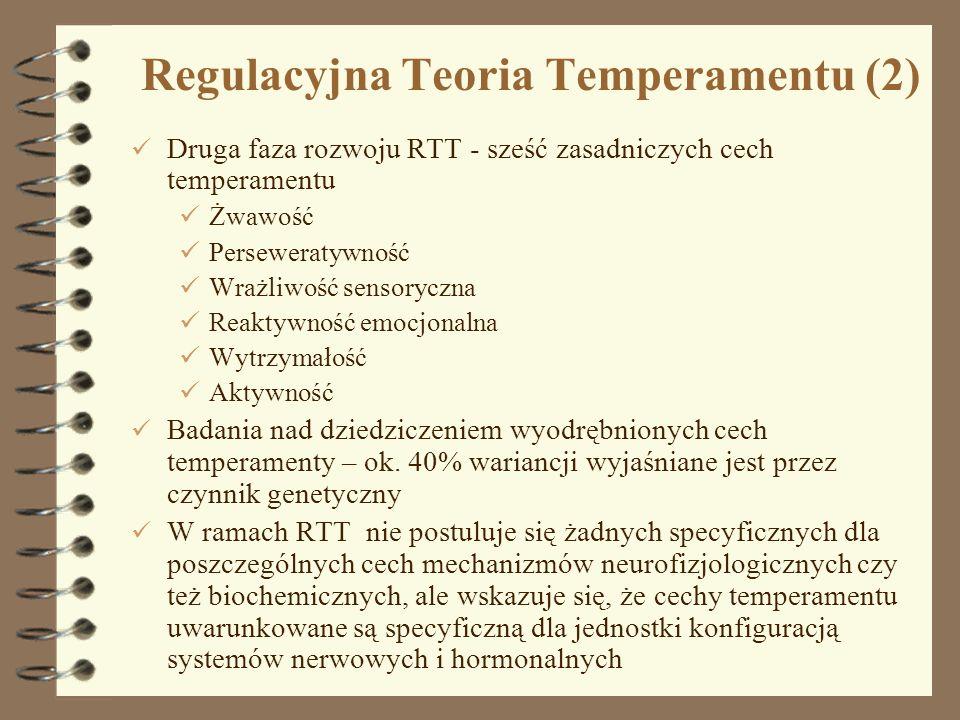 Regulacyjna Teoria Temperamentu (2)