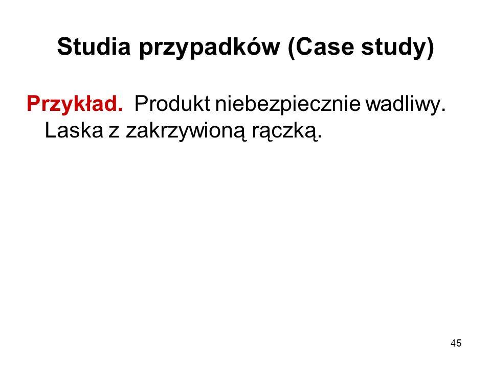 Studia przypadków (Case study)