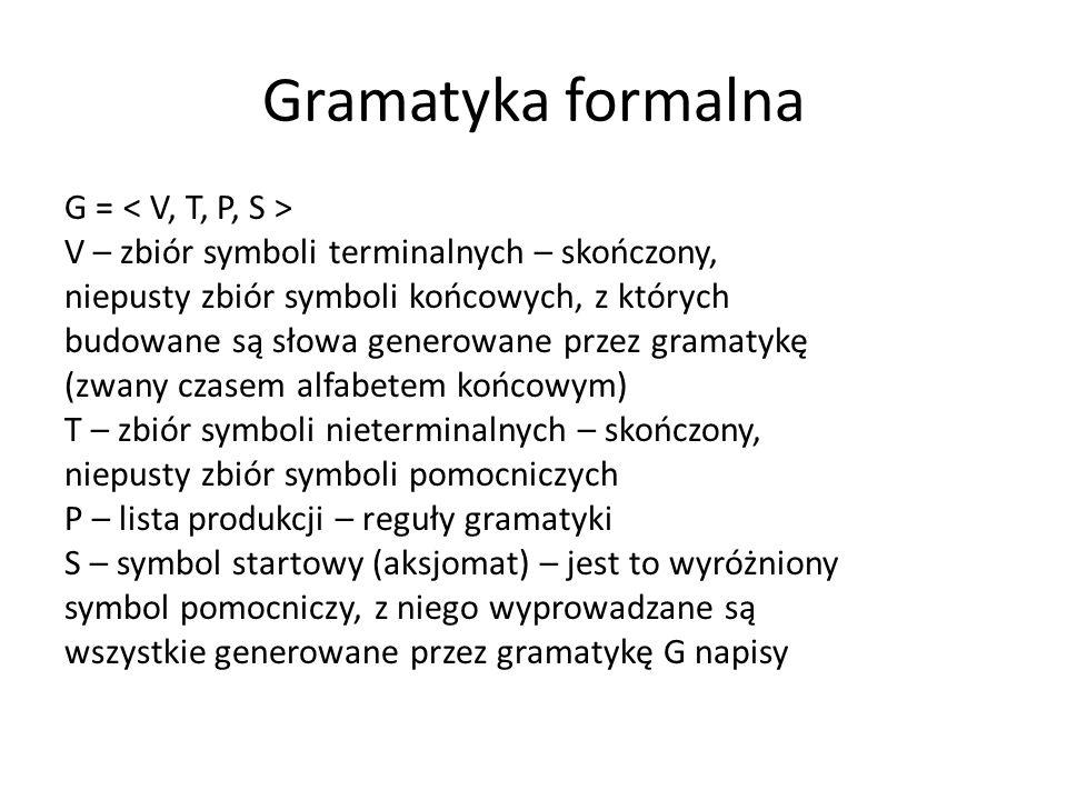 Gramatyka formalna