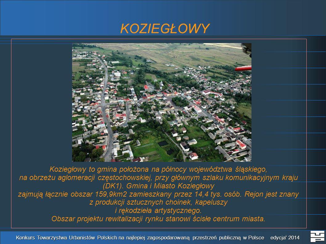 KOZIEGŁOWY Koziegłowy to gmina położona na północy województwa śląskiego,