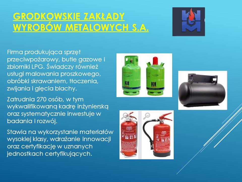 Grodkowskie Zakłady Wyrobów Metalowych S.A.
