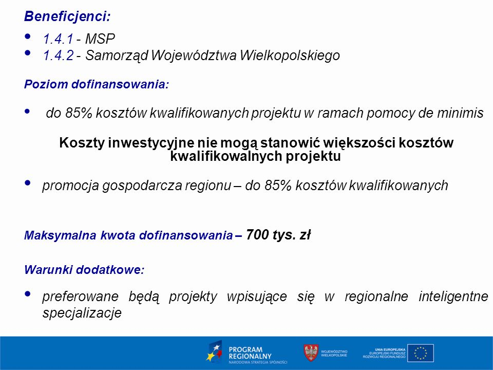1.4.2 - Samorząd Województwa Wielkopolskiego