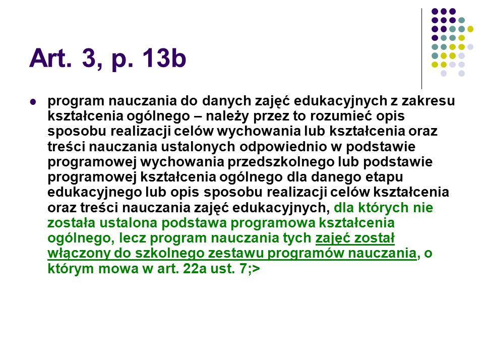 Art. 3, p. 13b