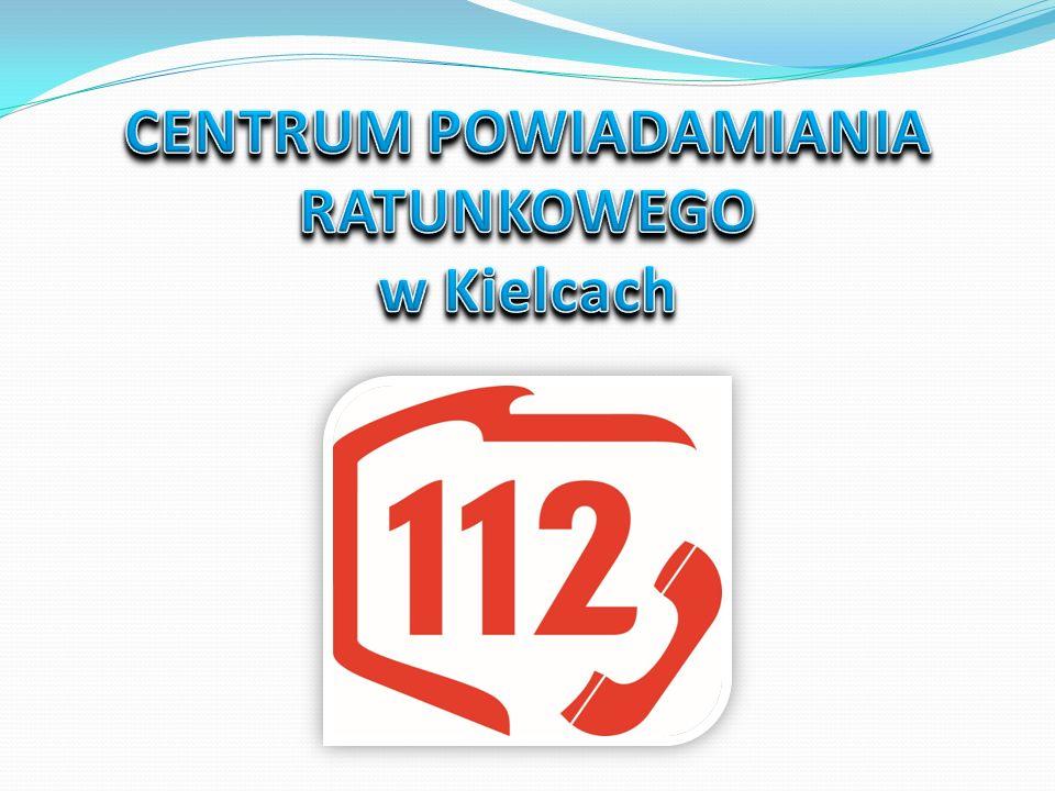 CENTRUM POWIADAMIANIA RATUNKOWEGO w Kielcach