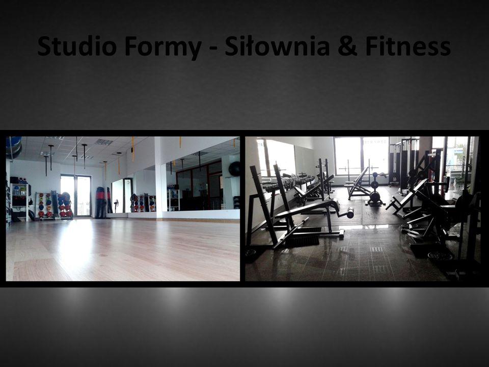 Studio Formy - Siłownia & Fitness