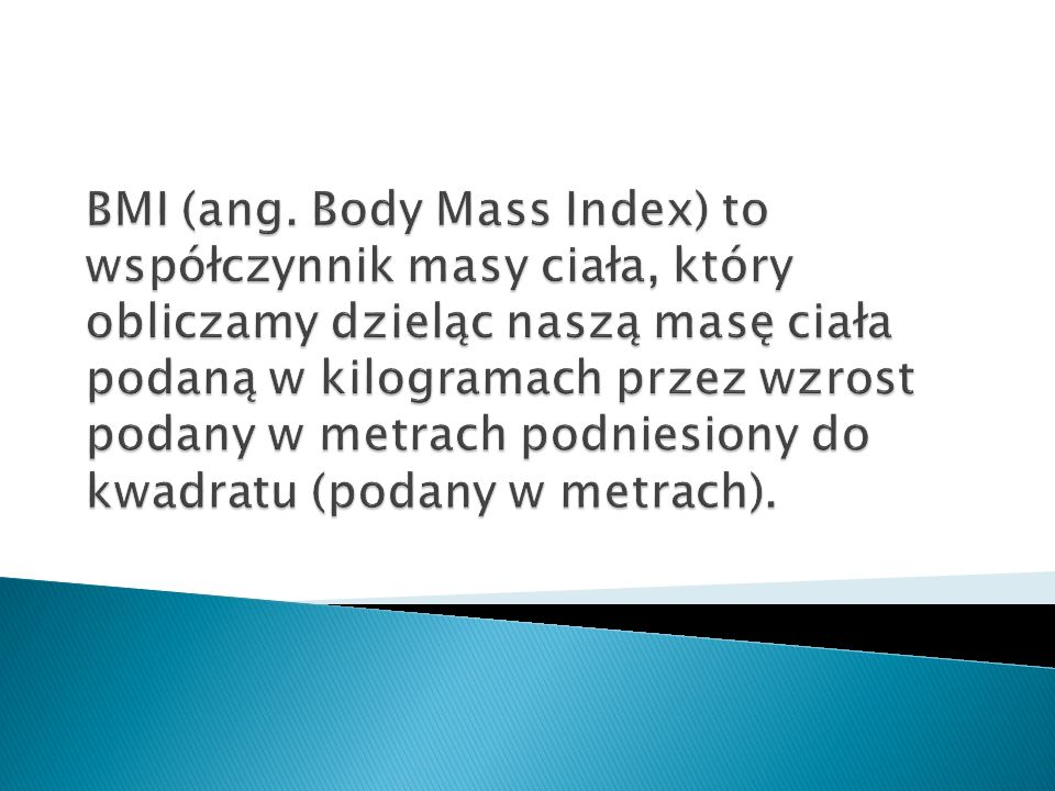 BMI (ang.