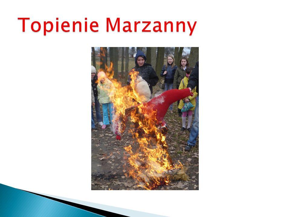 Topienie Marzanny