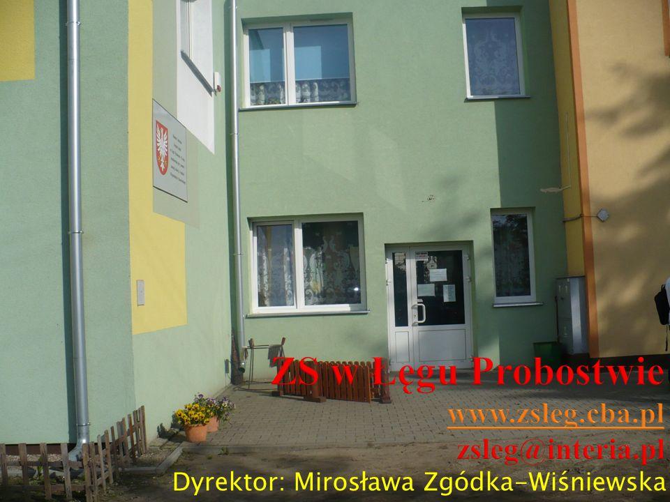 ZS w Łęgu Probostwie www.zsleg.cba.pl zsleg@interia.pl