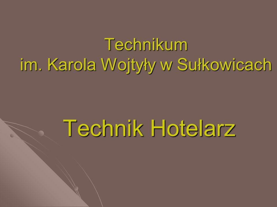 Technikum im. Karola Wojtyły w Sułkowicach