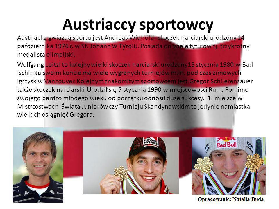 Austriaccy sportowcy