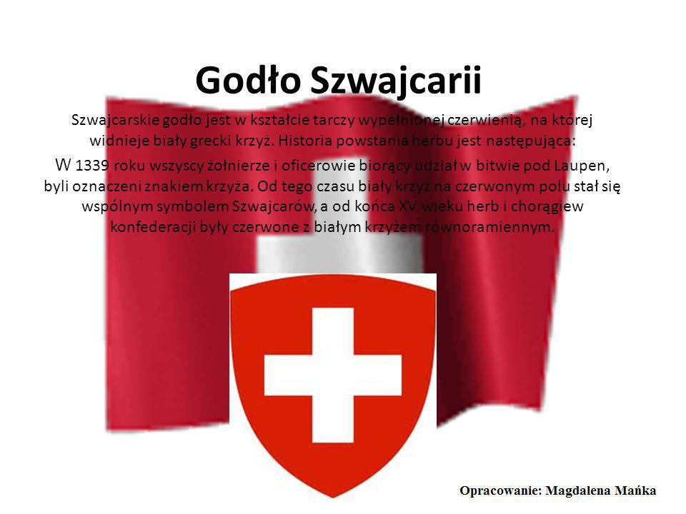 Godło Szwajcarii