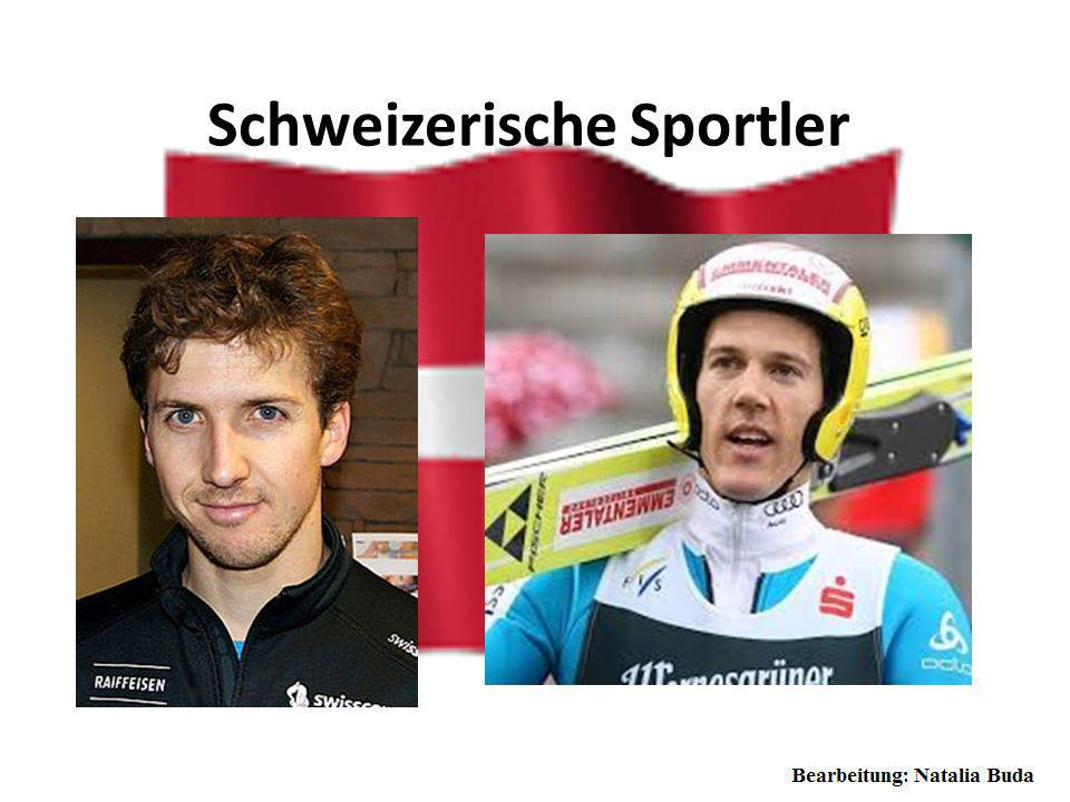 Schweizerische Sportler