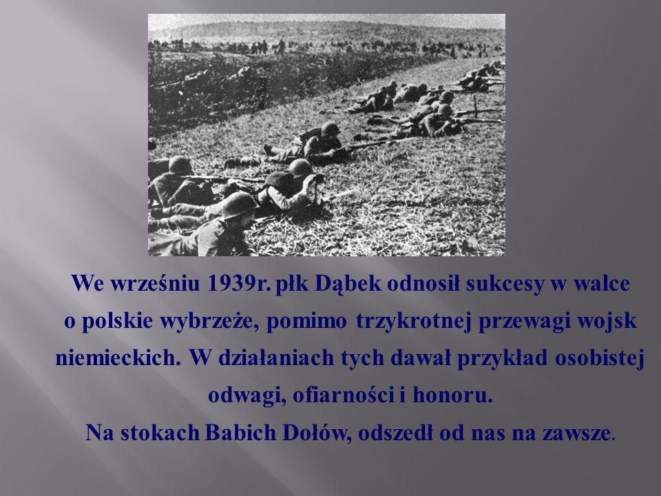 We wrześniu 1939r.